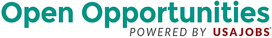 Open Opportunities Powered by USAJOBS